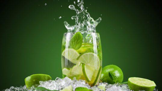 água-limão-hidrata-verão
